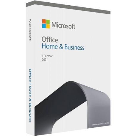 Microsoft Office Home and Business 2021 MAC - Költöztethető