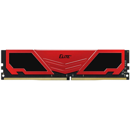 TeamGroup Elite Plus Black/Red 8GB (1x8) DDR4 3200MHz