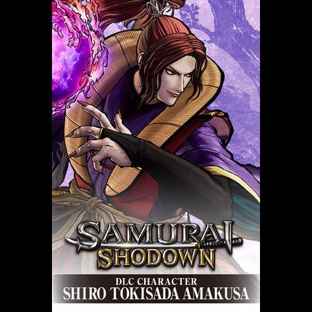 """SAMURAI SHODOWN - DLC CHARACTER """"SHIRO TOKISADA AMAKUSA"""""""