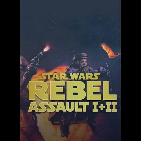 STAR WARS: Rebel Assault I + II