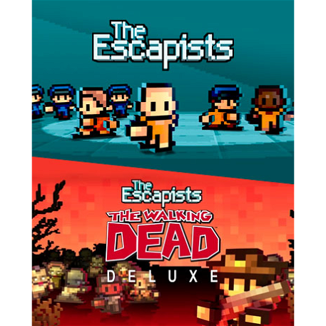 The Escapists + The Escapists: The Walking Dead - Deluxe