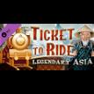 Ticket to Ride - Legendary Asia