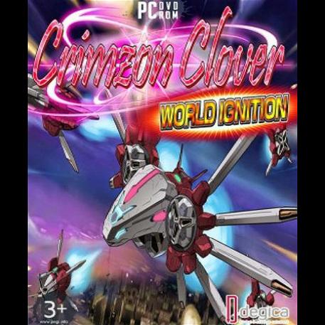 Crimzon Clover WORLD IGNITION