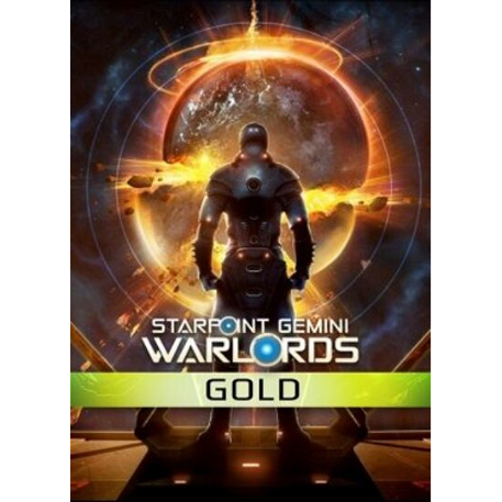 Starpoint Gemini Warlords Gold Pack