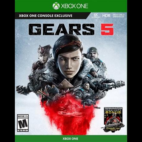 Gears 5 Standard Edition