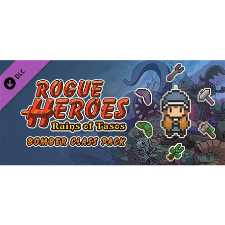 Rogue Heroes - Bomber Class Pack