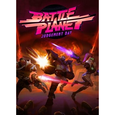 Battle Planet - Judgement Day