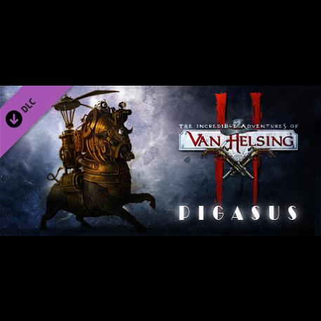 The Incredible Adventures of Van Helsing II - Pigasus