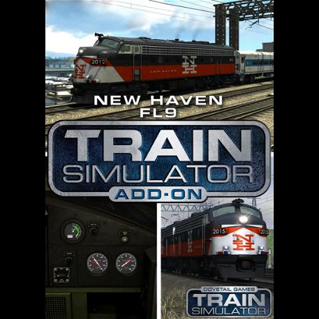 Train Simulator: New Haven FL9 Loco Add-On