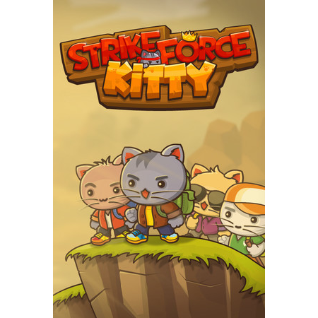 StrikeForce Kitty