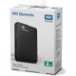 """Western Digital Elements Portable 2.5"""" 2TB USB 3.0"""