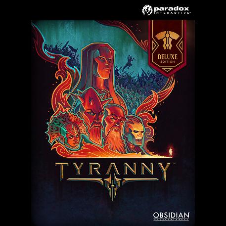 Tyranny - Deluxe Edition Upgrade