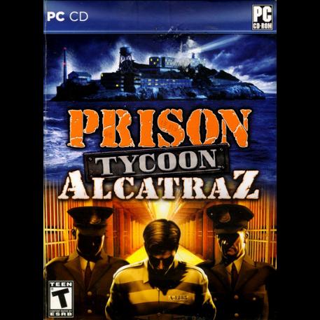 Prison Tycoon Alcatraz