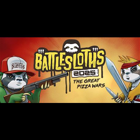 Battlesloths 2025: The Great Pizza Wars