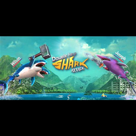 Double Head Shark Attack