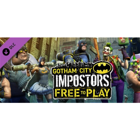 Gotham City Impostors Free to Play: Professional Impostor Kit