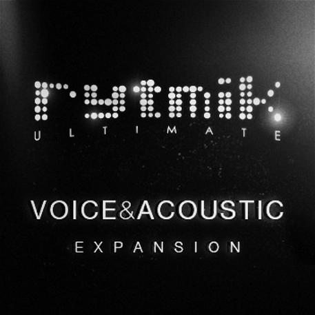 Rytmik Ultimate - Voice & Acoustic Expansion