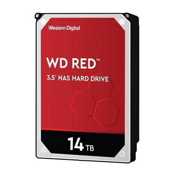 """Western Digital Red 3.5"""" 14TB 5400rpm 512MB SATA3"""