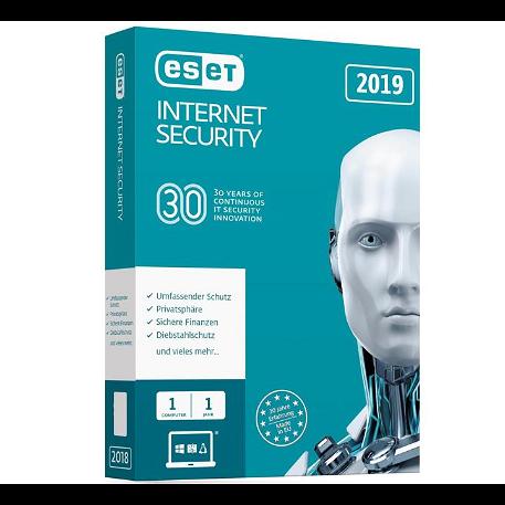ESET Internet Security - 3 eszköz / 2 év