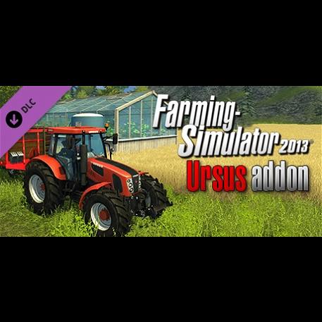 Farming Simulator 2013: Ursus