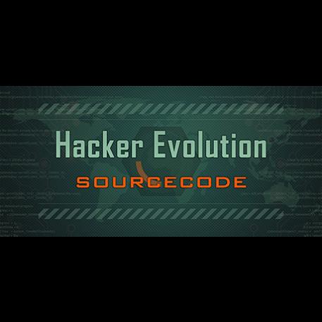 Hacker Evolution Source Code