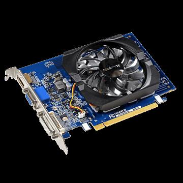 GIGABYTE GeForce GT 730 2GB GDDR3 64bit