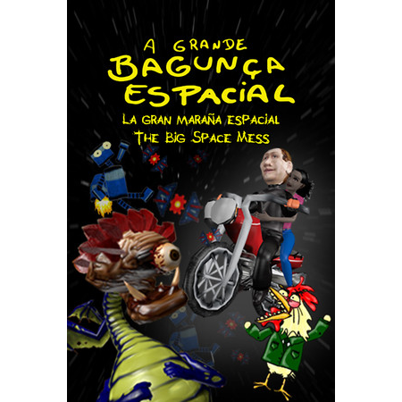 A grande bagunça espacial - The big space mess