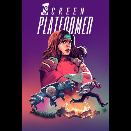 1 Screen Platformer