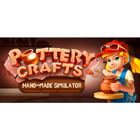 Pottery Crafts: Hand-Made Simulator