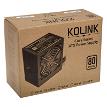 Kolink Core 400W Tápkábel nélkül