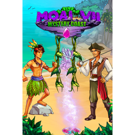 MOAI 7: Mystery Coast