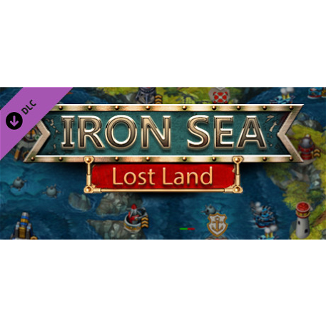 Iron Sea - Lost Land