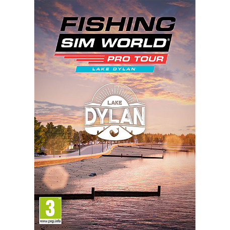 Fishing Sim World: Pro Tour - Lake Dylan