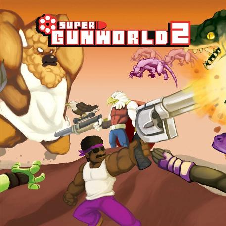 Super GunWorld 2