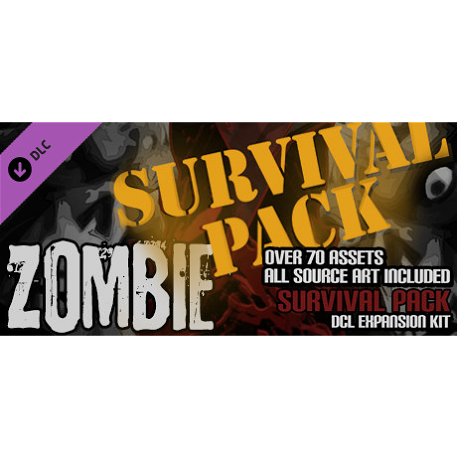 Axis Game Factory's AGFPRO - Zombie Survival Pack (DLC)