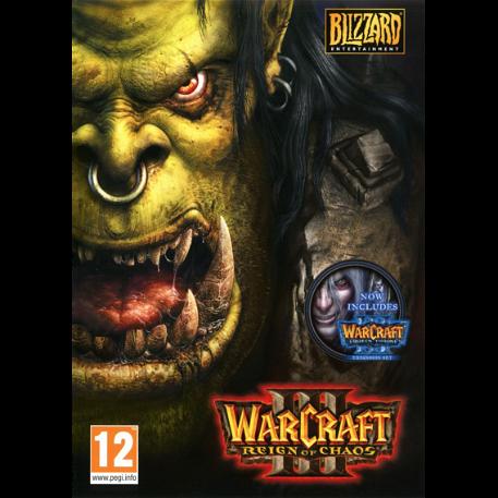 Warcraft 3 Gold Edition