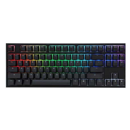 Ducky ONE 2 MX Silent Red RGB LED Magyar