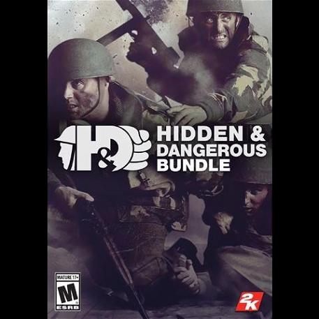 Hidden & Dangerous Bundle