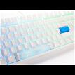 Ducky ONE 2 RGB TKL MX Blue RGB LED Magyar Fehér