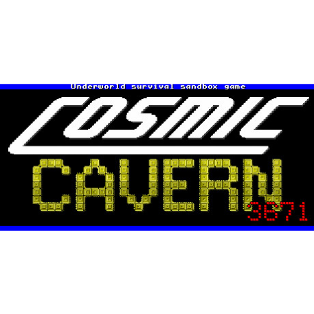 Cosmic Cavern 3671