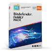 Bitdefender Family Pack - 15 eszköz / 1 év