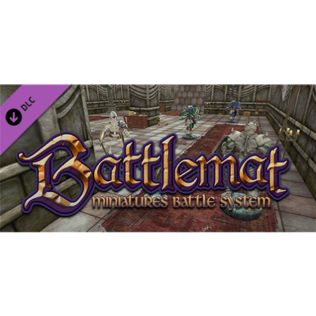 Axis Game Factory's AGFPRO BattleMat Multi-Player