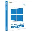 Windows 10 Home Retail 32/64 bit