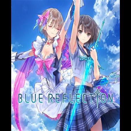 BLUE REFLECTION