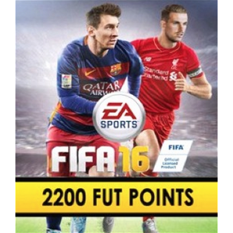 FIFA 16 - 2200 FUT Points