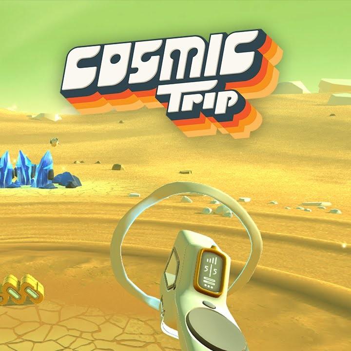 Cosmic Trip (PC - Steam Digitális termékkulcs)