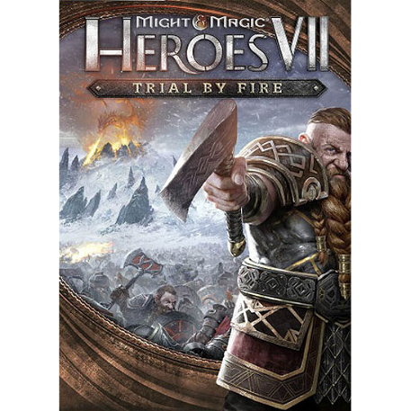 Might & Magic Heroes VII Trial by Fire